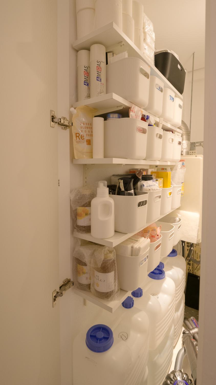 納戸や押し入れの荷物の断捨離 整理整頓 クリアリング