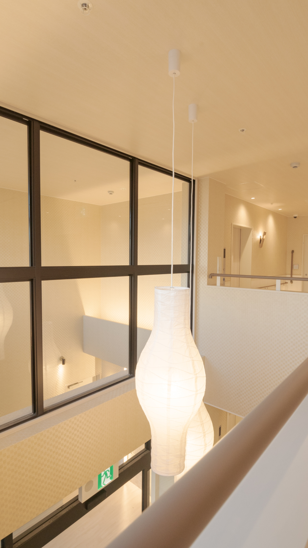 グループホーム内装デザイン 2Fホール