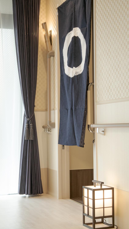 グループホーム 内装デザイン 浴室
