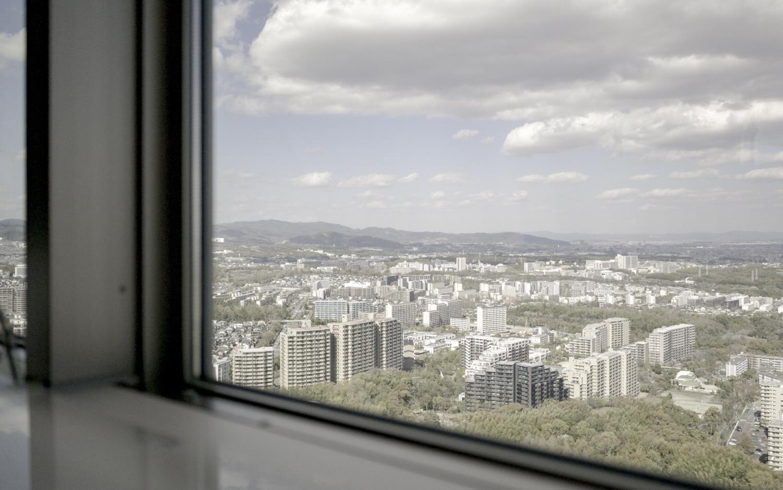 眺望を活かすインテリアコーディネート 豊中 大阪 神戸
