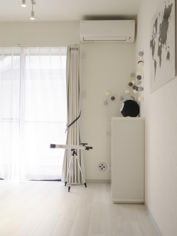 子供部屋 インテリアコーディネート 神戸 シンプルモダン