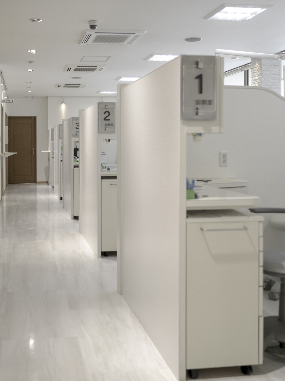 歯科クリニックリニューアル 照明リニューアル 神戸
