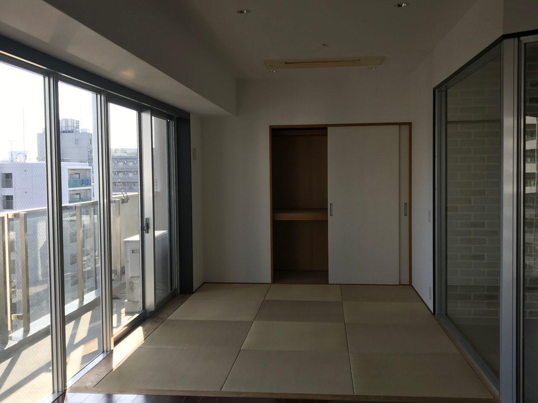 和室をリモートワークの書斎に 在宅ワークインテリアコーディネート 神戸 芦屋 大阪