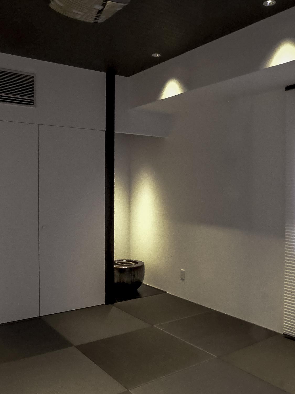 シンプルモダンな和室 神戸大阪