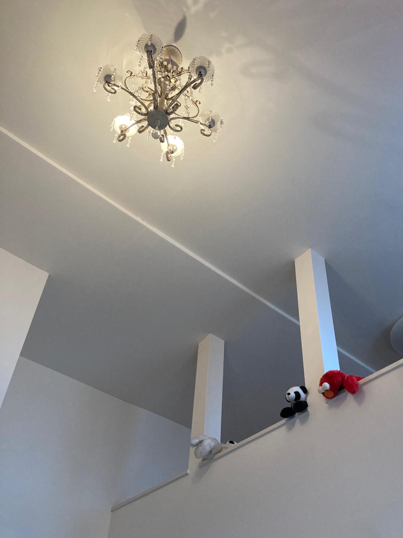 吹き抜け天井の電球交換が出来ない